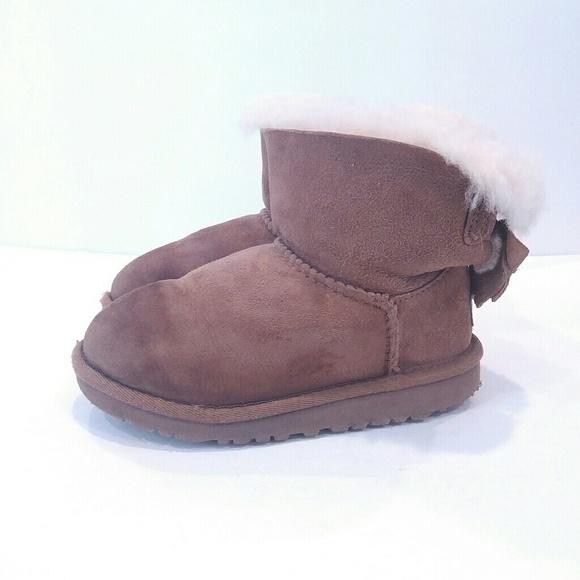 Ugg Kids Kandice Winter Boots Usa 2 Eu